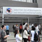 Localização dos Postos CASV no Brasil