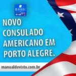Nova Seção Consular em Porto Alegre